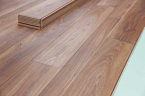 Laminate Flooring Installed in Your Home